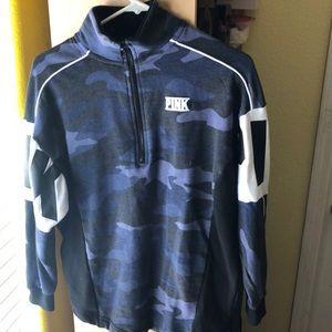 Quarter zip jacket